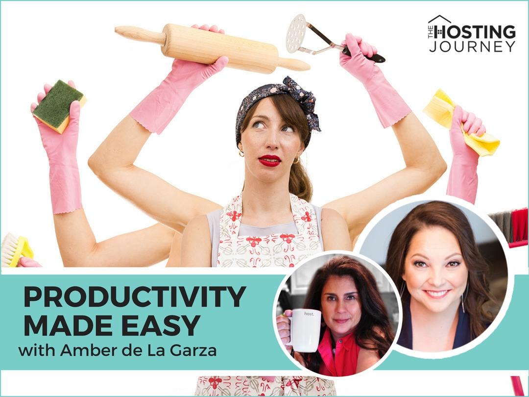 Hosting Journey - Productivity-Made-Easy