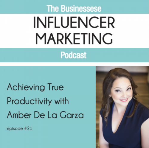 The Businessese Influencer Marketing Podcas