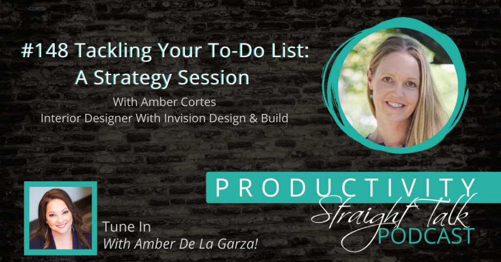 148 Tackling Your To-Do List A Strategy Session