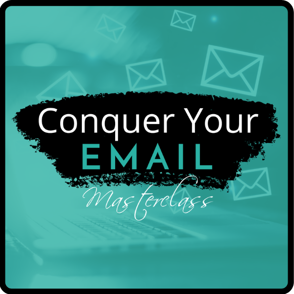 Conquer Your Email Masterclass