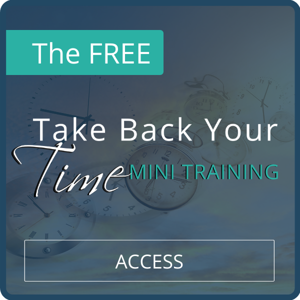 Take Back Your Time Mini Training