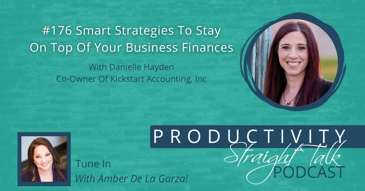 PST SW - 176 Smart Strategies To Stay On Top Of Your Business Finances