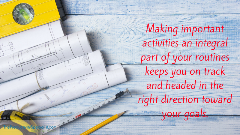 4 Routines To Bookend Your Day: A Blueprint For A More Productive You