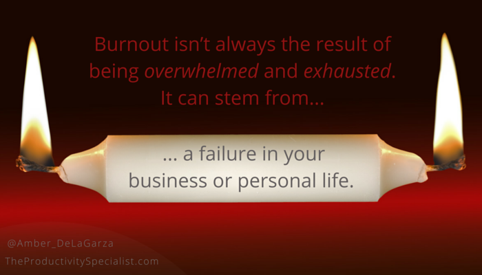 Lessons From My Burnout: A Personal Story