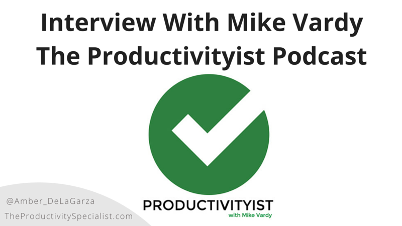 The Productiviyist Podcast